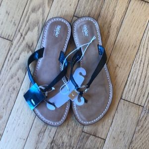 NWT Missimo Sandals size 7
